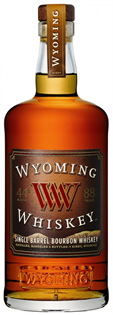 Wyoming Whiskey Bourbon Single Barrel 750ml